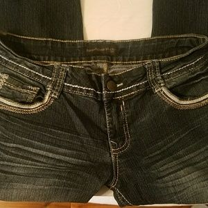 Twentyone Black by Rue 21 Jeans - SOLD-Dark wash jeans